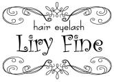 Liryfine、滝川にある美容室&ネイルのお店